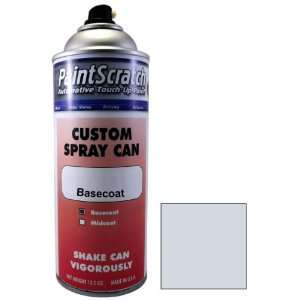 12.5 Oz. Spray Can of Arctic Silver Metallic Touch Up Paint for 2001