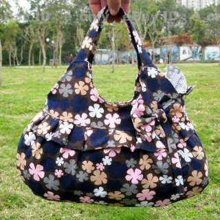NEW Style Fashion Cute Girl Canvas Purse bag Handbag Lady Gift