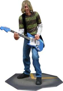 NIRVANA   KURT COBAIN 18ACTION FIGURE