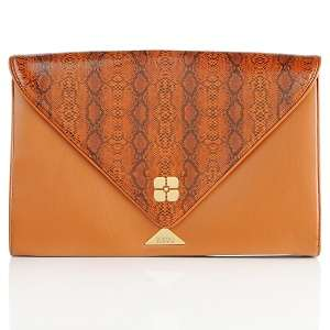 IMAN Global Chic Classic Couture Envelope Clutch
