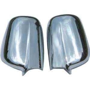 Chrome Door Mirror Cover Honda CRV 2002 2006 Covers Chrome Mirror