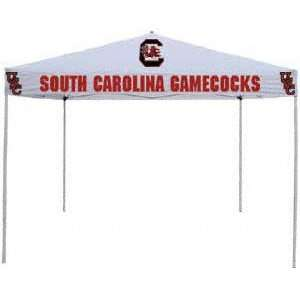 South Carolina Gamecocks White Tailgate Tent Canopy