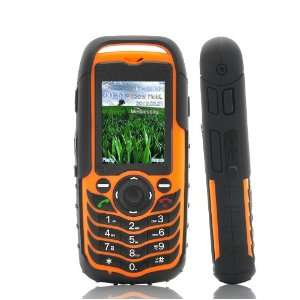 , Shockproof Mobile Phone (Dual SIM) Cell Phones & Accessories
