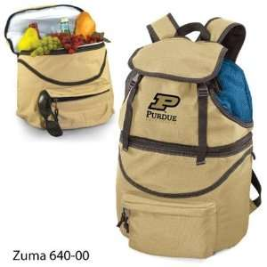 NIB Purdue Boilermakers NCAA Insulated Cooler Backpack