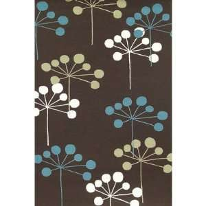 Sawgrass Mills Juneberry Brown Indoor/Outdoor Rug