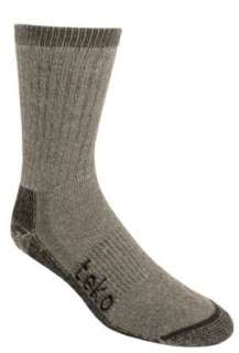 Teko Summit Tekomerino Midweight Hiking Sock Clothing