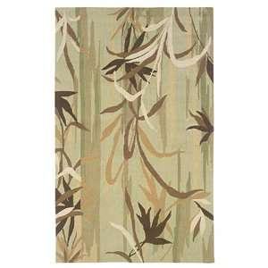 Linon &Indoor Outdoor Olive Brown RUG IO24123 Everything