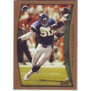 1998 Topps Football San Diego Chargers Team Set