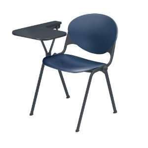 KFI Heavy Duty Stack Chair with Writing Tablet Office