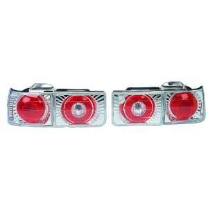 92 93 Honda Accord Chrome Altezza Euro Tail Lights