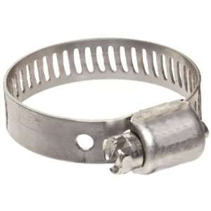 Stainless Steel Miniature Worm Gear Hose Clamp with SAE 300 Stainless