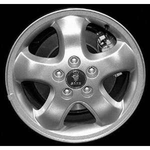 01 SAAB 9 5 ALLOY WHEEL RIM 16 INCH, Diameter 16, Width 6.5 (5 SPOKE