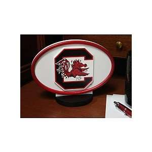 Fan Creations South Carolina Gamecocks Logo Art With Stand