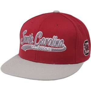 Top of the World South Carolina Gamecocks Garnet Gray 3D