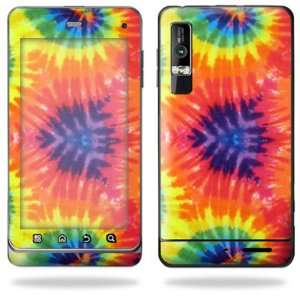 Protective Vinyl Skin Decal Cover for Motorola Droid 3