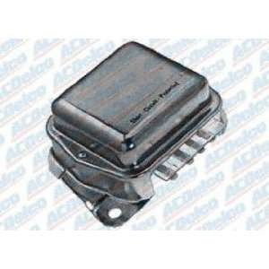 ACDelco F609 Voltage Regulator Automotive