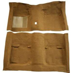 1953 to 1956 Ford Standard Cab Pickup Truck Carpet Replacement Kit, 2