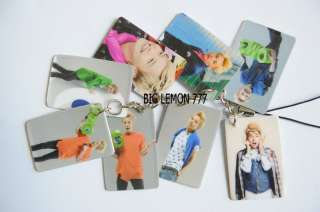 Dragon ~ BIG BANG Korean Band Mobile /Cell Phone Strap Keychain