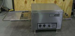 Star 214HX Countertop Conveyor Pizza Oven Toaster Commercial Miniveyor