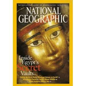 National Geographic, January 2003 C Richard Allen Books