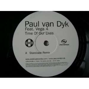 com PAUL VAN DYK ft VEGA 4 Time of Our Lives 12 promo Paul Van Dyk