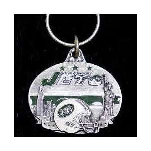 NFL Design Key Ring   New York Jets