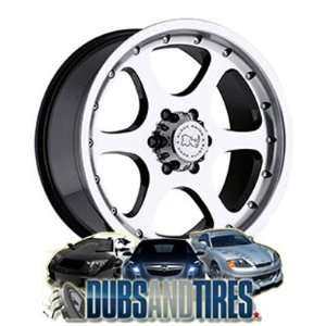 Black Rhino wheels Ocotillo Gloss Black w/Machine Face wheels rims
