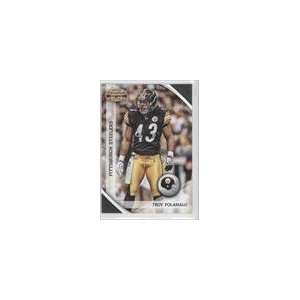 2010 Panini Gridiron Gear #121   Troy Polamalu Sports